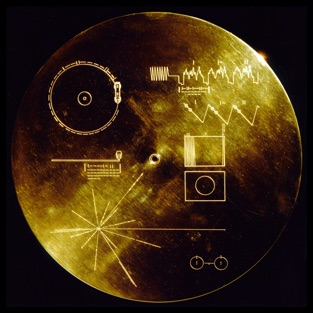The Golden Record. Greetings and Sounds of the Earth. – EP – Nasa Voyager Golden Record