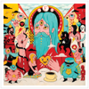Father John Misty - Hollywood Forever Cemetery Sings ilustración