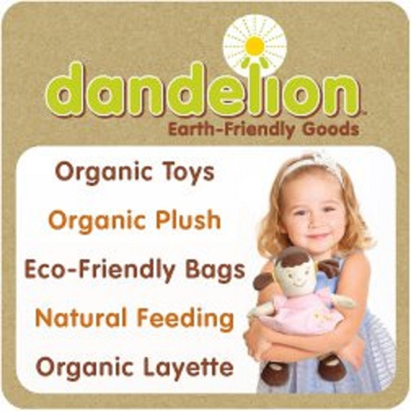 Dandelion, Earth Friendly Goods