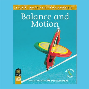 FOSS CA: Balance and Motion Science Resources Book Audio Stories