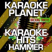 Karaoke Hits Hammer (Karaoke Version)