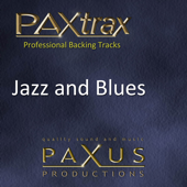 Paxtrax Professional Backing Tracks: Jazz and Blues