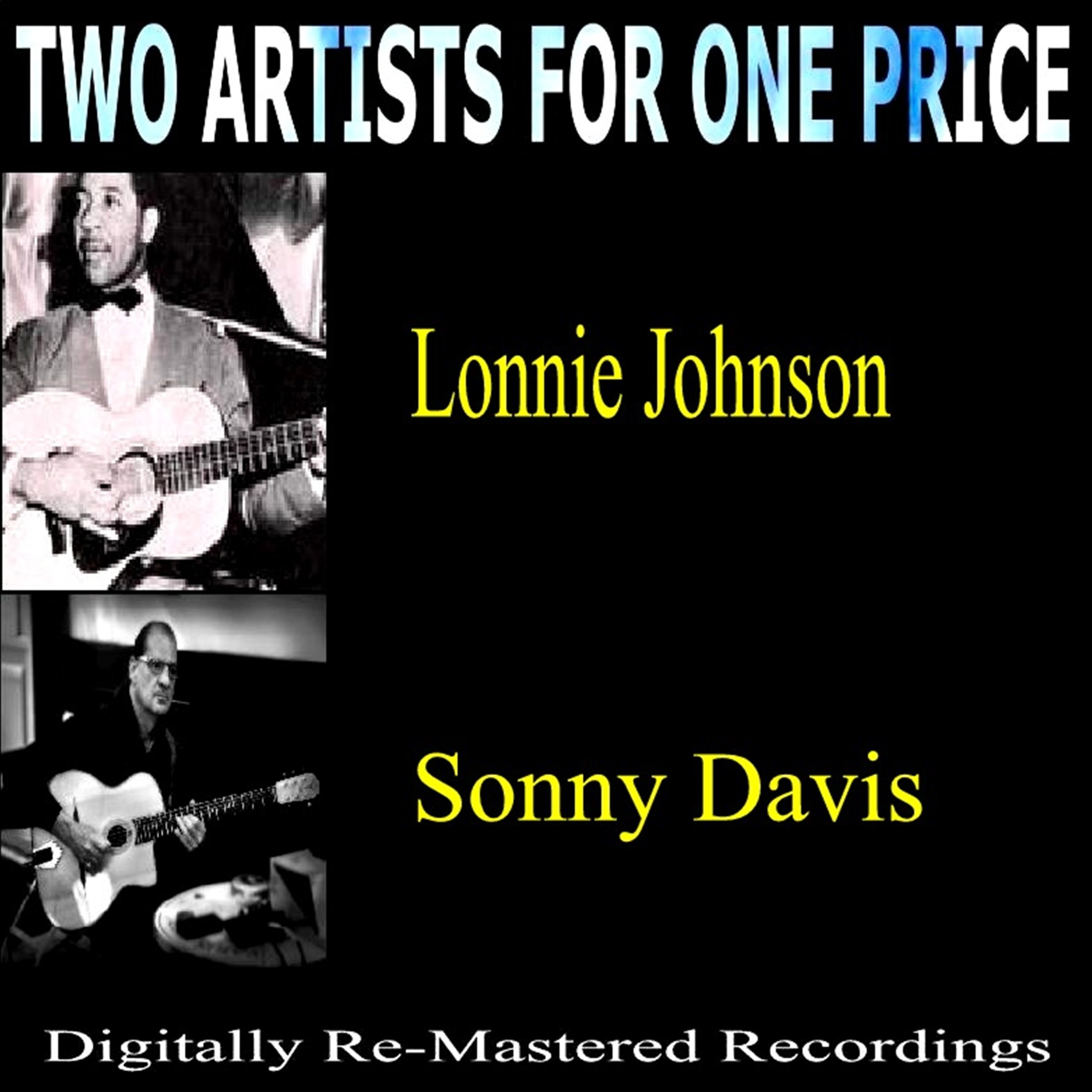 Two Artists For One Price - Lonnie Johnson & Sonny Davis