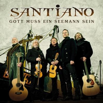 Gott muss ein Seemann sein (Dutch Release Version) - Single - Santiano