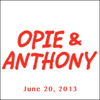 Opie & Anthony - Opie & Anthony, Elijah Wood and Ricky Gervais, June 20, 2013  artwork