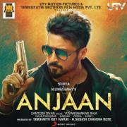 Anjaan (Original Motion Picture Soundtrack) - EP - Yuvan Shankar Raja - Yuvan Shankar Raja