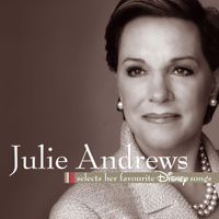 Various Artists - Julie Andrews Selects Her Favourite Disney Songs artwork