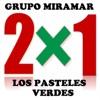 Grupo Miramar - Los Pasteles Verdes 2 x 1