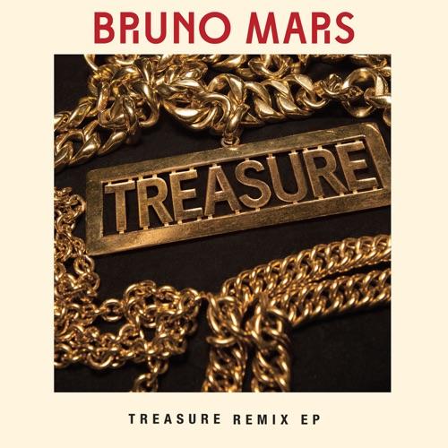 Bruno Mars - Treasure (Remixes) - EP