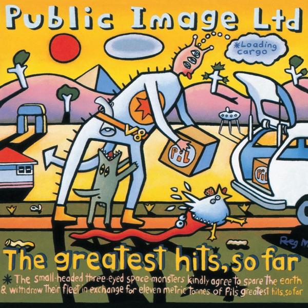 Public Image Ltd - Don't Ask Me