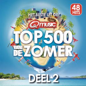 Verschillende artiesten - Qmusic Top 500 van de Zomer (2014) - Deel 1