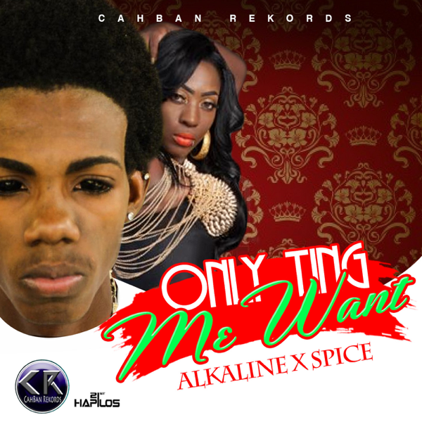 ‎Only Ting Me Want - Single by Alkaline & Spice