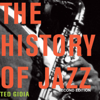 Ted Gioia - The History of Jazz, Second Edition (Unabridged)  artwork