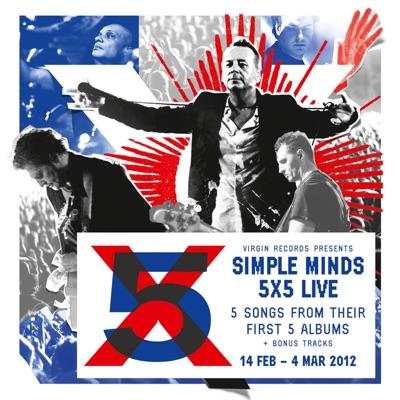 5x5 Live - Simple Minds
