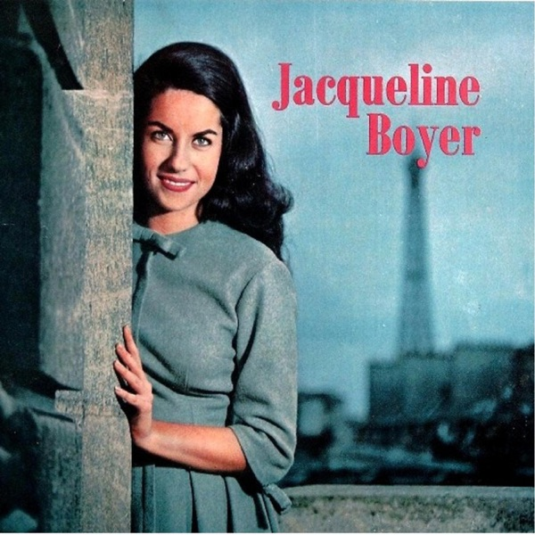 Jacqueline Boyer mit Tom Pillibi