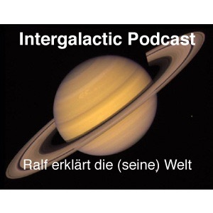 1st Intergalactic Podcast