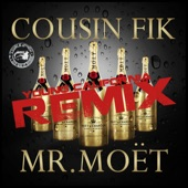 Mr Moet (Young California Remix) [feat. Sage the Gemini, Clyde Carson, E-40 & Ty$] - Single