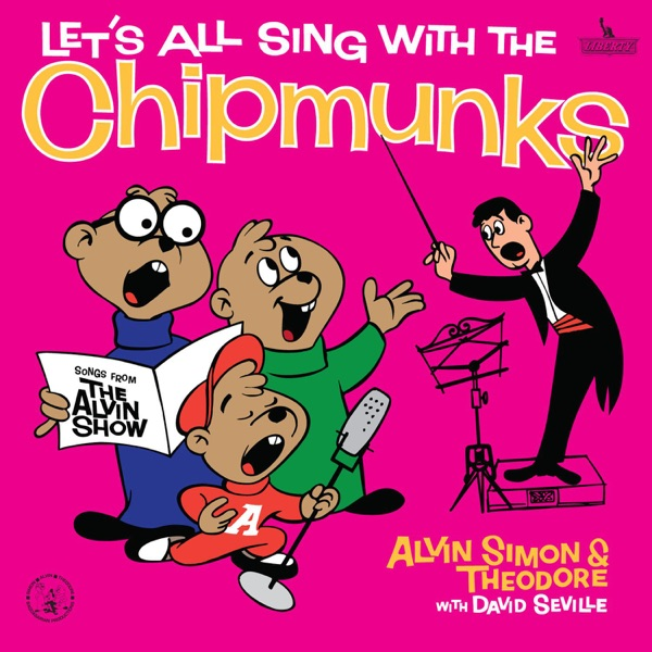 Cover art for The Chipmunk Song
