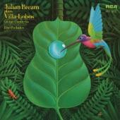Julian Bream - Five Preludes:  No. 3 in A Minor. Andante - Molto adagio - Andante