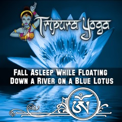 Fall Asleep While Floating Down a River on a Blue Lotus