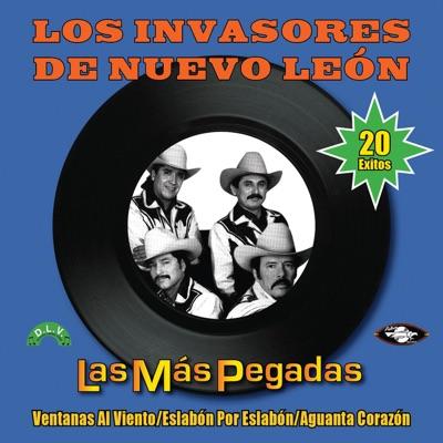 Las Más Pegadas: Los Invasores de Nuevo León - Los Invasores de Nuevo León