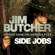 Jim Butcher - Side Jobs: Stories from the Dresden Files (Unabridged)