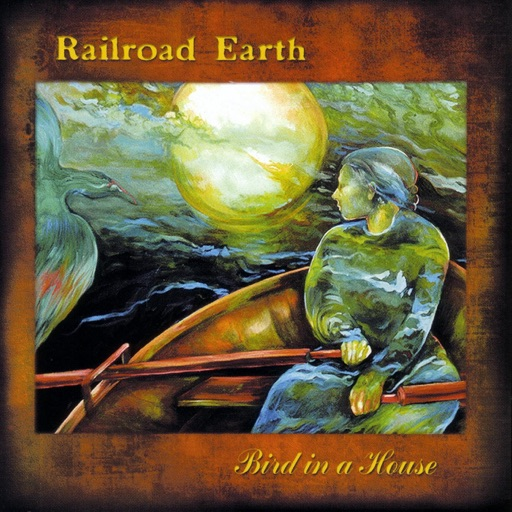 Art for Came Up Smilin' by Railroad Earth