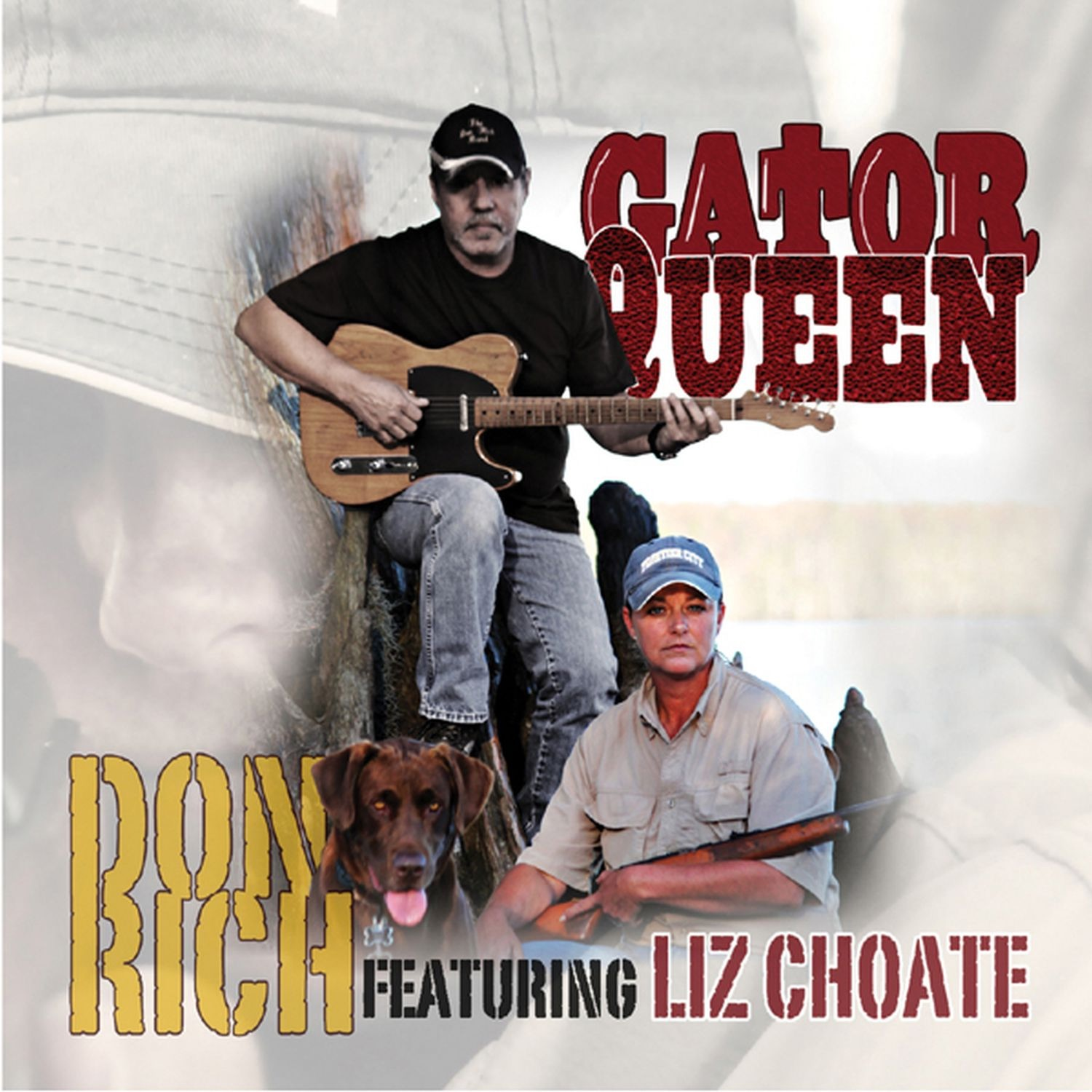 Gator Queen (feat. Liz Choate) - Single