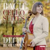 Cello Suite No. 2 in D Minor, BWV 1008: I. Prélude