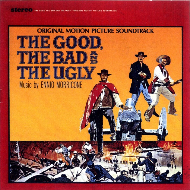The Good, The Bad And The Ugly - Ennio Morricone - YouTube