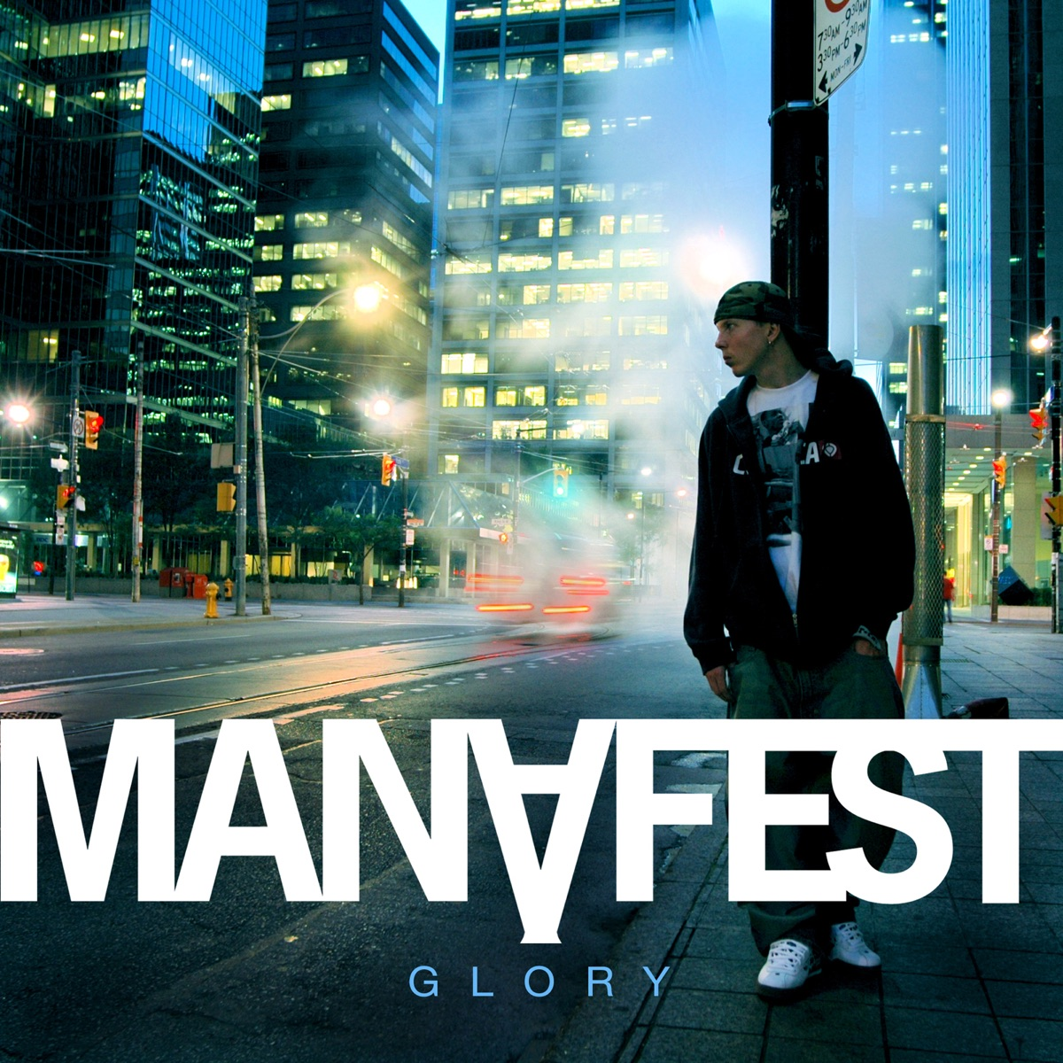 Glory Deluxe Edition Manafest CD cover