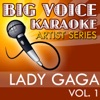 Big Voice Karaoke - Just Dance (In the Style of Lady Gaga) [Karaoke Version]