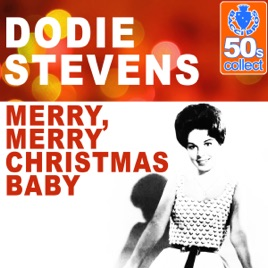 merry merry christmas baby remastered single dodie stevens - Merry Christmas Baby