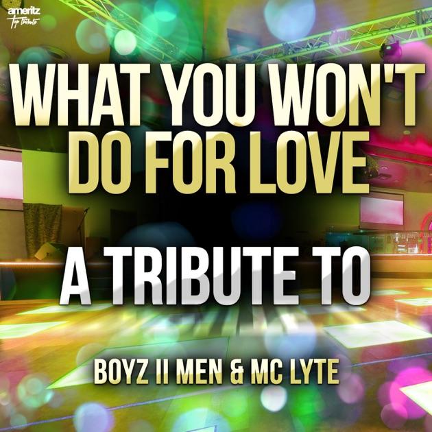 what men do for love