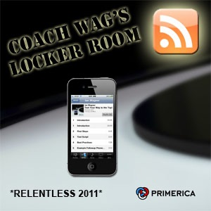 Coach Wag's Locker Room