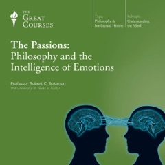 The Passions: Philosophy and the Intelligence of Emotions
