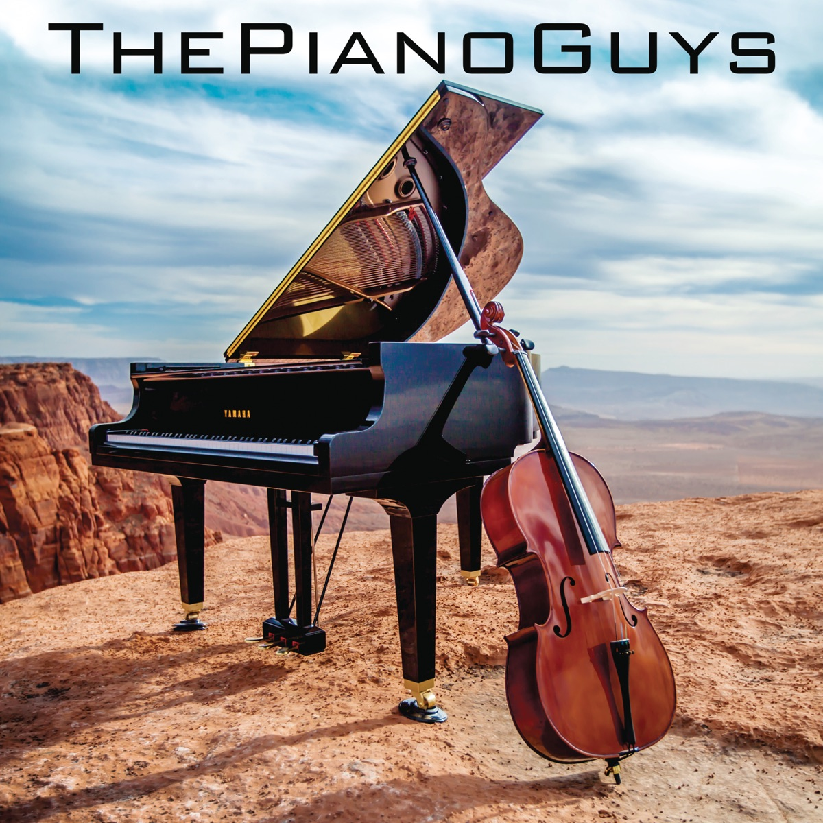 The Piano Guys The Piano Guys CD cover