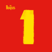 The Beatles - 1 (2015 Version)  artwork