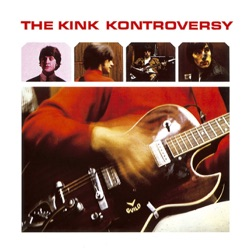 The Kink Kontroversy - The Kinks Album Cover