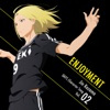 TVアニメ「DAYS」キャラクターソングシリーズVOL.02 「ENJOYMENT」 風間 陣(CV:松岡禎丞) - Single
