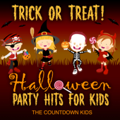 Trick or Treat! Halloween Party Hits for Kids - The Countdown Kids Cover Art
