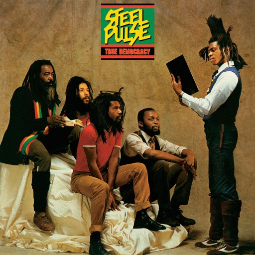 Art for Chant A Psalm by Steel Pulse