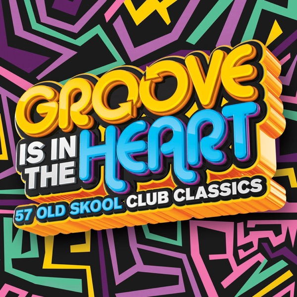 Cover art for Groove Is In The Heart