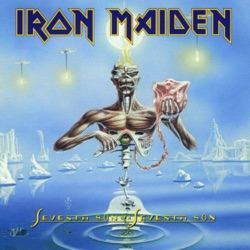 Seventh Son of a Seventh Son - Iron Maiden Album Cover