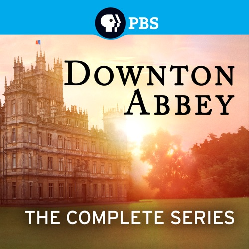 Downton Abbey, The Complete Series poster