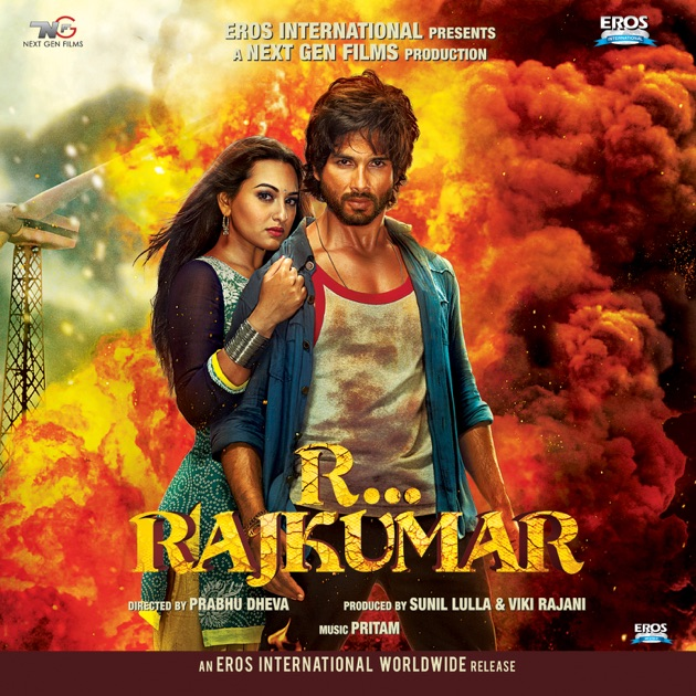 R... Rajkumar (Original Motion Picture Soundtrack) By Pritam
