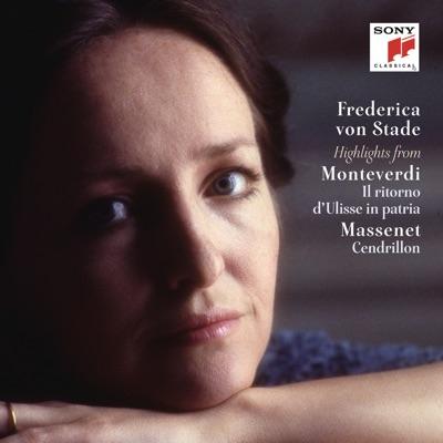 Frederica von Stade Sings Highlights from Monteverdi and Massenet - Frederica Von Stade