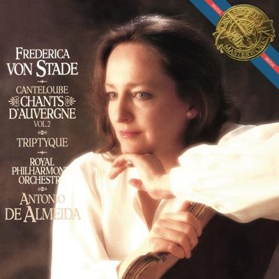 Cantaloupe: Chants d'Auvergne - Frederica Von Stade