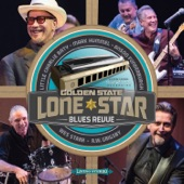 Golden State Lone Star Blues Revue - Walking with Mr. Lee (feat. Mark Hummel, Anson Funderburgh, Little Charlie Baty, R.W. Grigsby & Wes Starr)