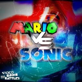 Mario vs  Sonic (Video Game Rap Battle) - Single by VideoGameRapBattles